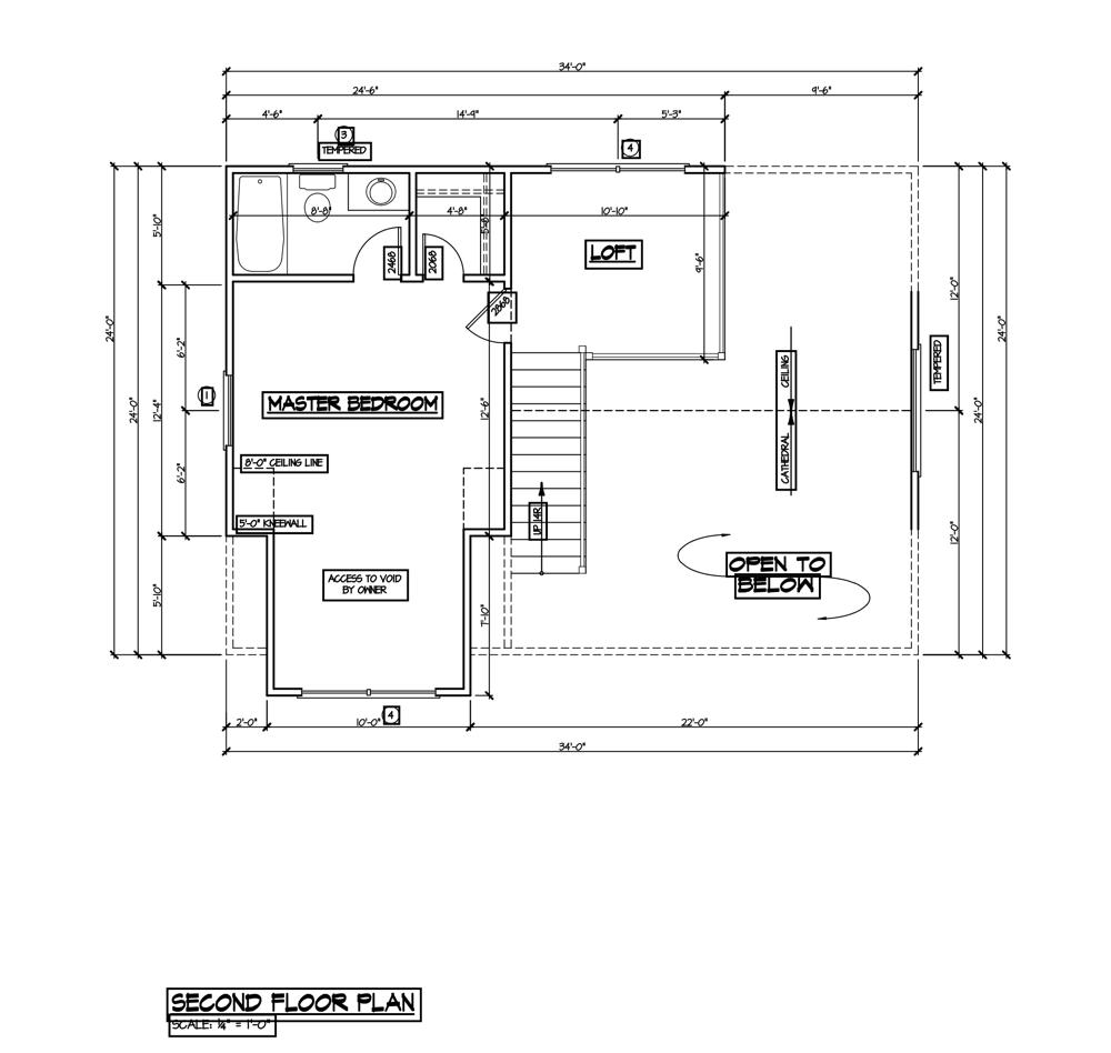 Second Floor Elon II Designer's Special